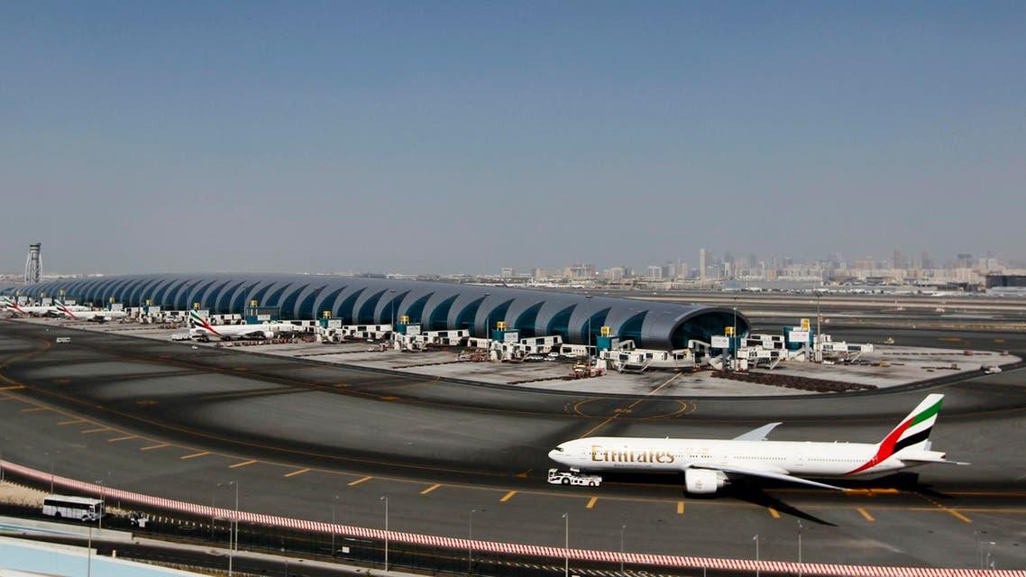 Dubai International Airport (Reuters)