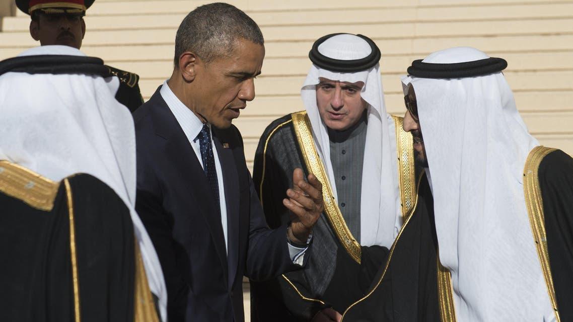 Obama and King Salman