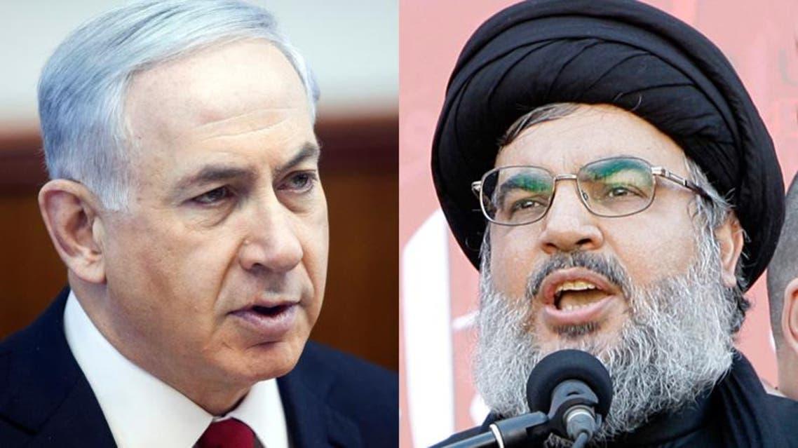 Netanyahu and Nasrallah
