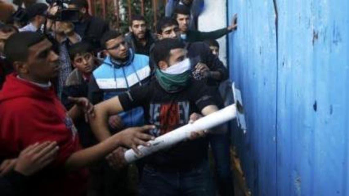 فلسطين اقتحام اوبروا غزة