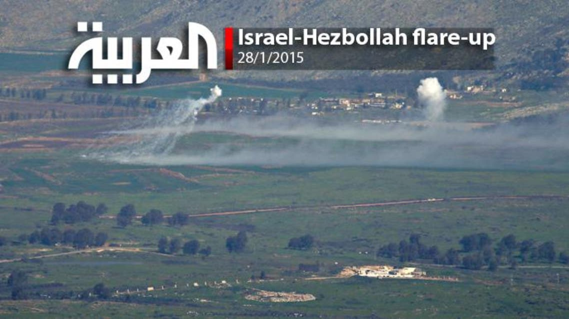 Israel-Hezbollah flare-up
