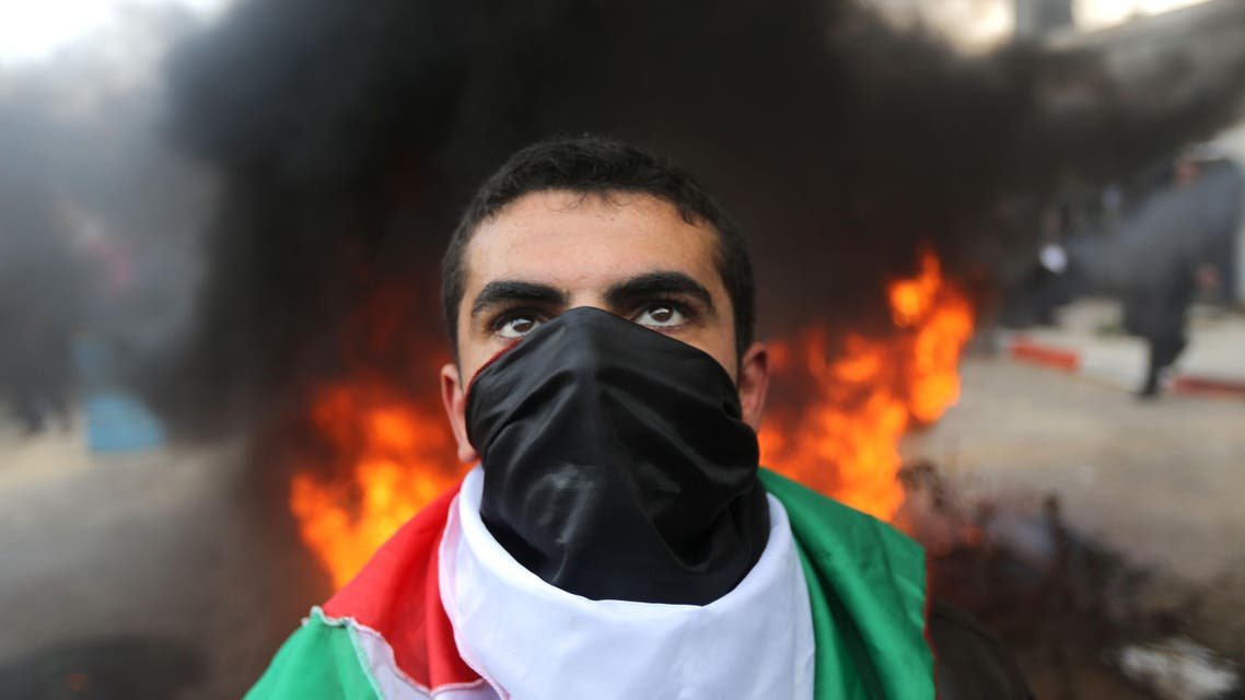 Protesters in Gaza try to storm U.N. compound (AFP)