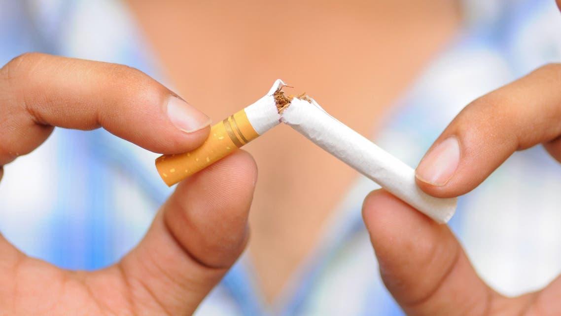 تدخين