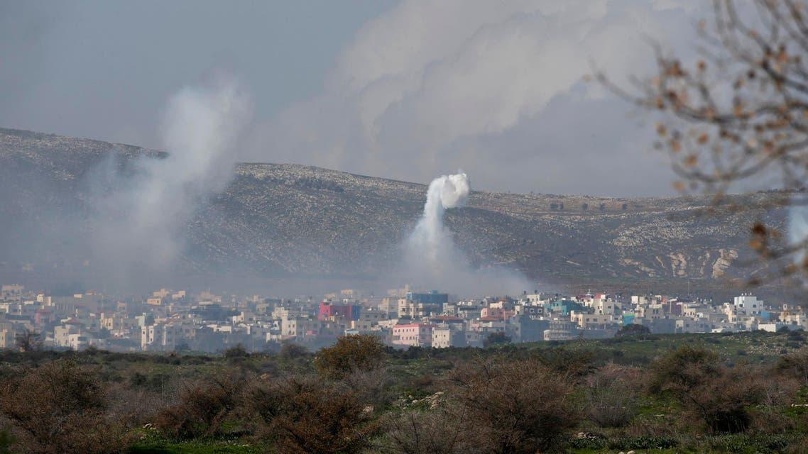 مقتل 4 جنود إسرائيليين واشتباكات في جنوب لبنان