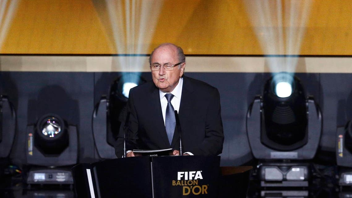 Sepp Blatter faces series competition for FIFA presidency (Reuters)