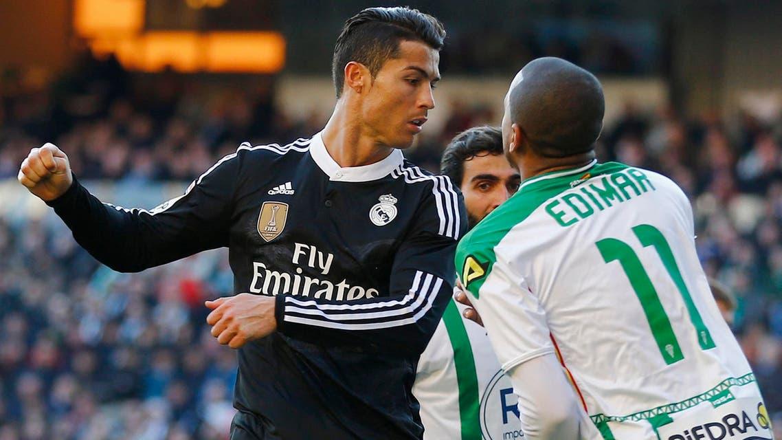 Ronaldo receives two-match ban (Reuters)