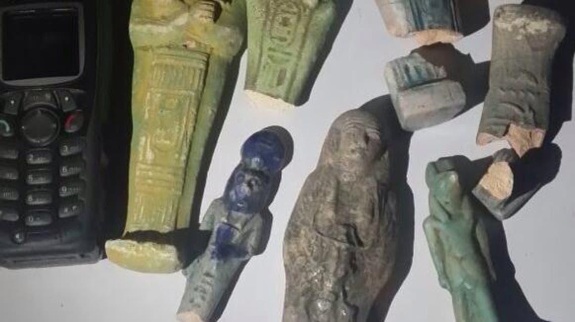 تهريب آثار في مصر