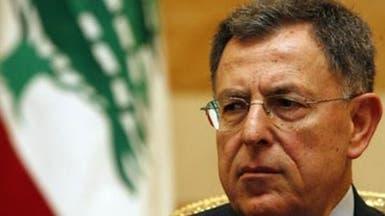 السنيورة: سلوك نصرالله يزعزع استقرار واقتصاد لبنان