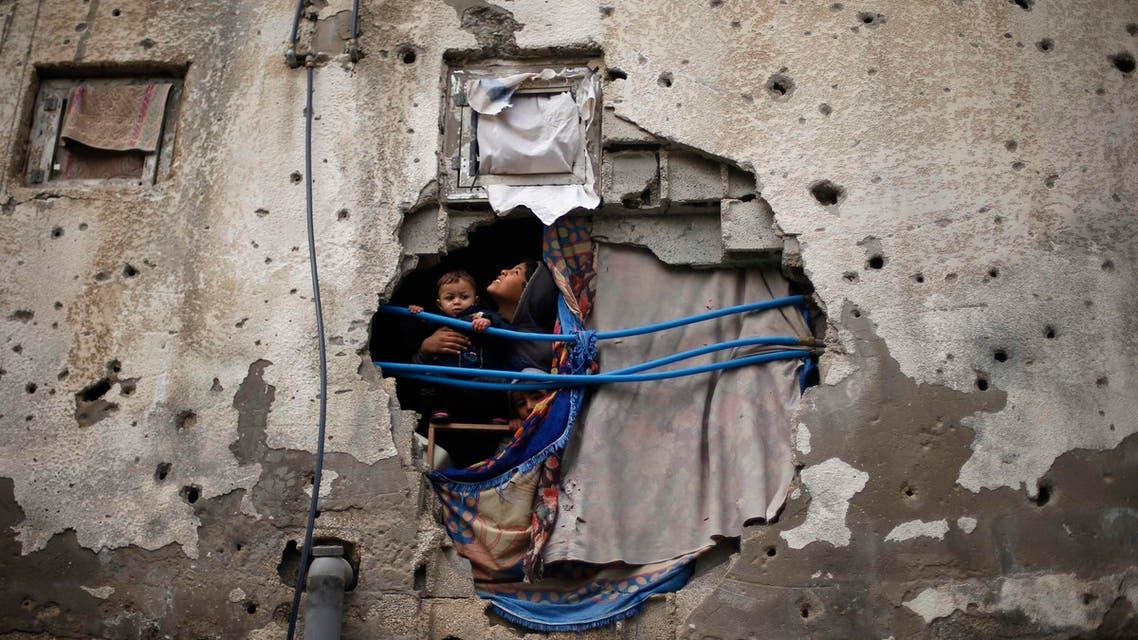 Gaza war (Reuters)