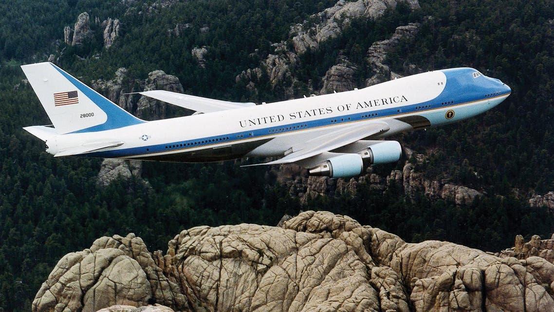طائرة الرئاسة الأميركية