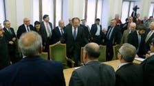 منتدى موسكو.. اتفاق على جولة ثانية من دون تحديد موعد