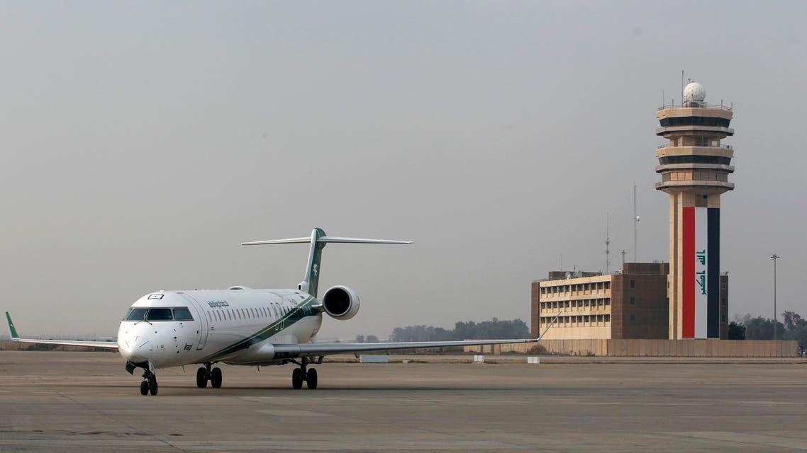 Airlines resume flights to Baghdad (Reuters)
