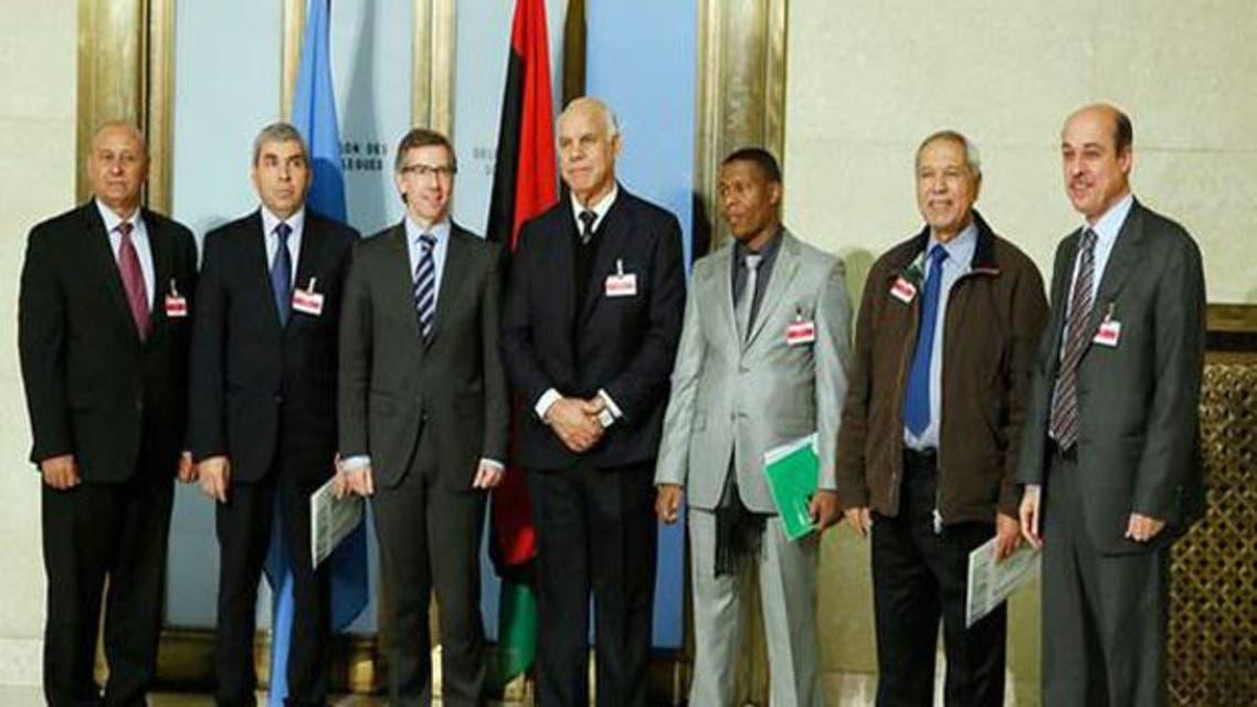 محادثات ليبيا