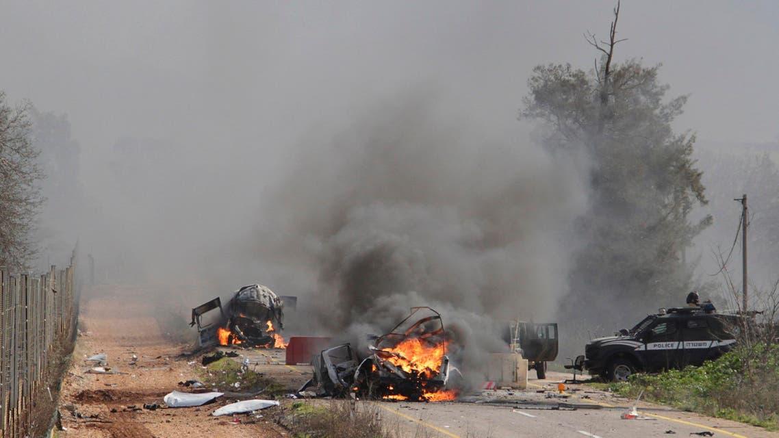 هجمات حزب الله على إسرائيل