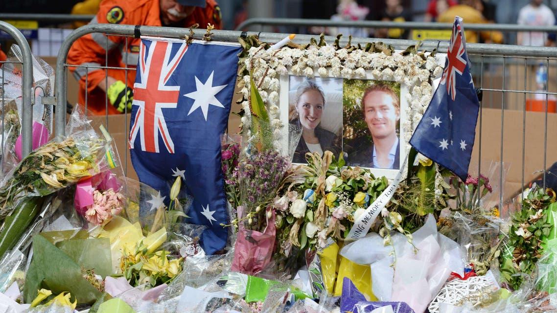 sydney hostage AFP