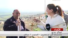 Unfazed shisha smoker interrupts live report by Lebanese correspondent