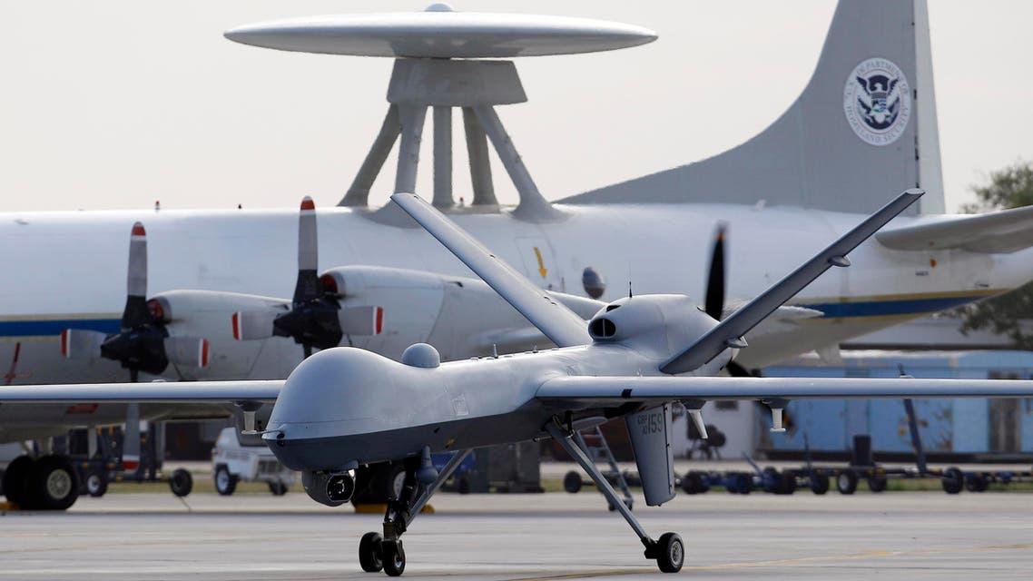 US drone  AP