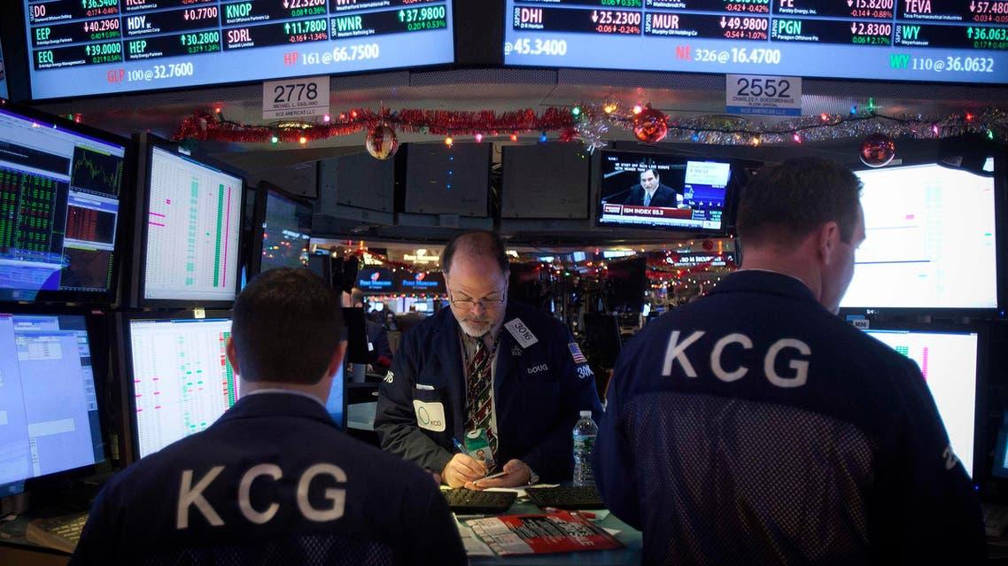 U.S. markets fall (Reuters)