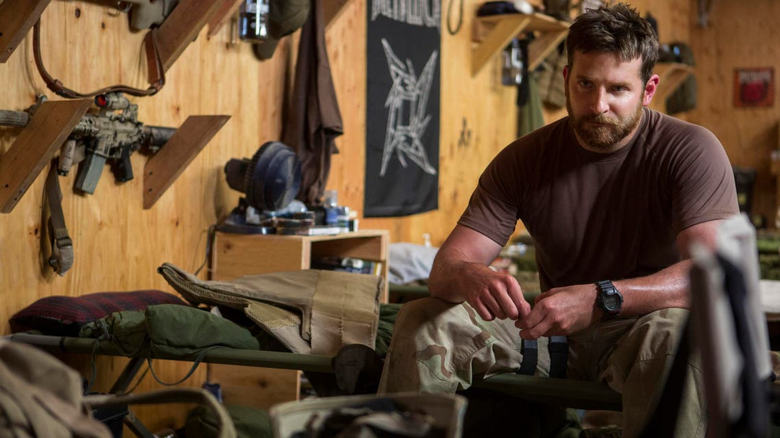 "In this image released by Warner Bros. Pictures, Bradley Cooper appears in a scene from ""American Sniper."" (AP Photo)"