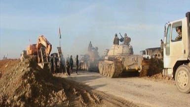 """كركوك """"هادئة"""".. وتطويق أخطر معاقل داعش جنوب الموصل"""
