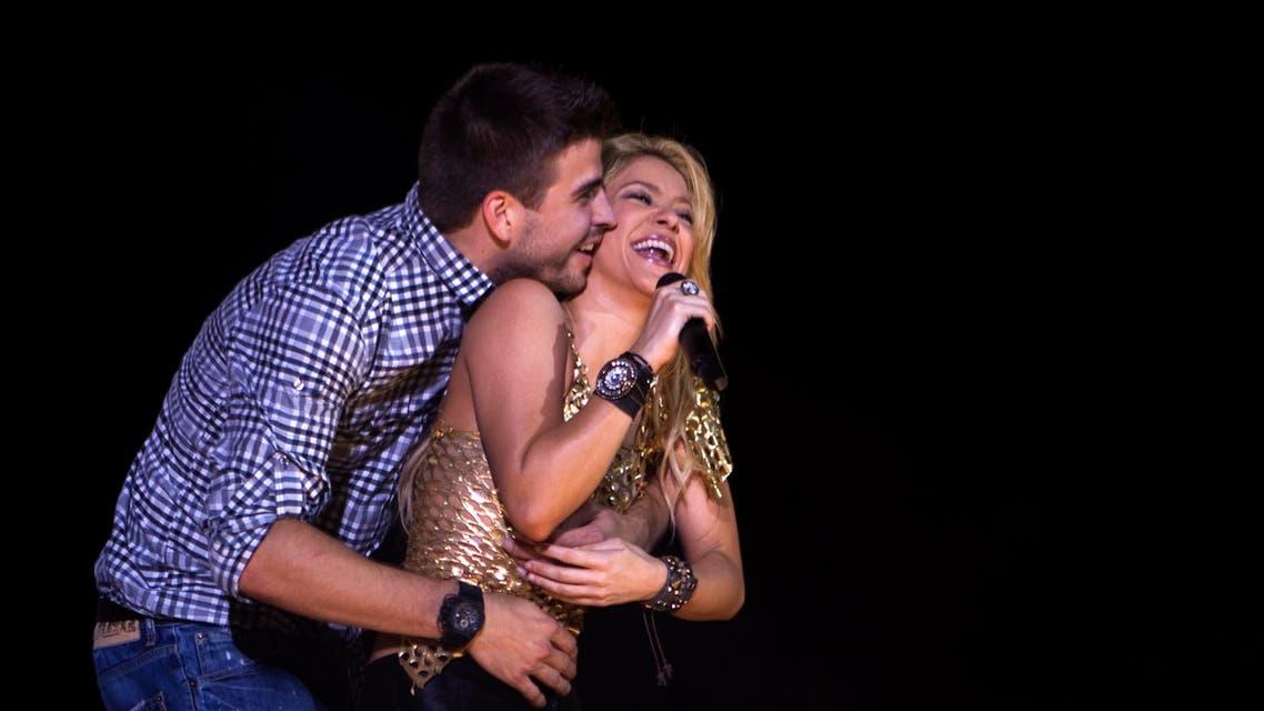 Shakira has second baby (AP)