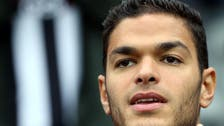 Ben Arfa can't play for Nice this term - league