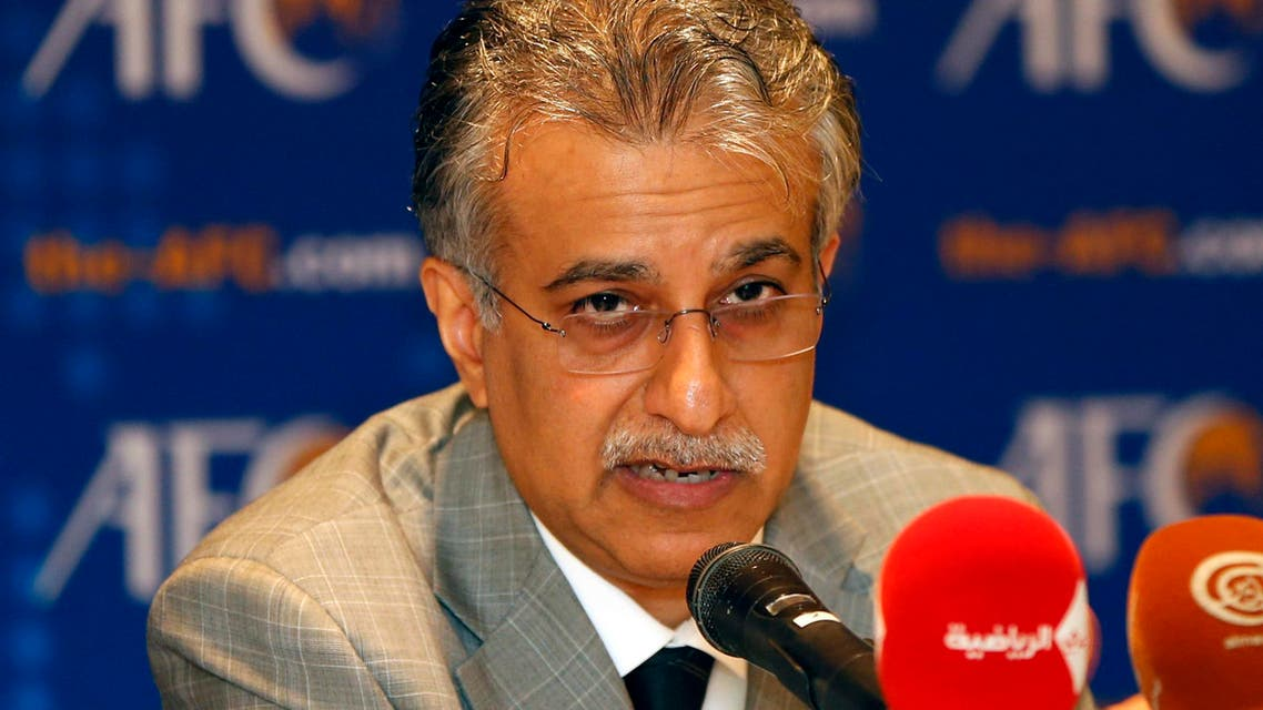 AFC President Salman Bin Ibrahim Al-Khalifa said there was a desire by Gulf Arab federations to review Australia's membership. (File photo: Reuters)