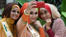Indonesian women troll cleric who 'banned' selfies