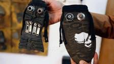 """الأحذية والنفايات تتحول إلى """"وجوه"""" داعش في العراق"""