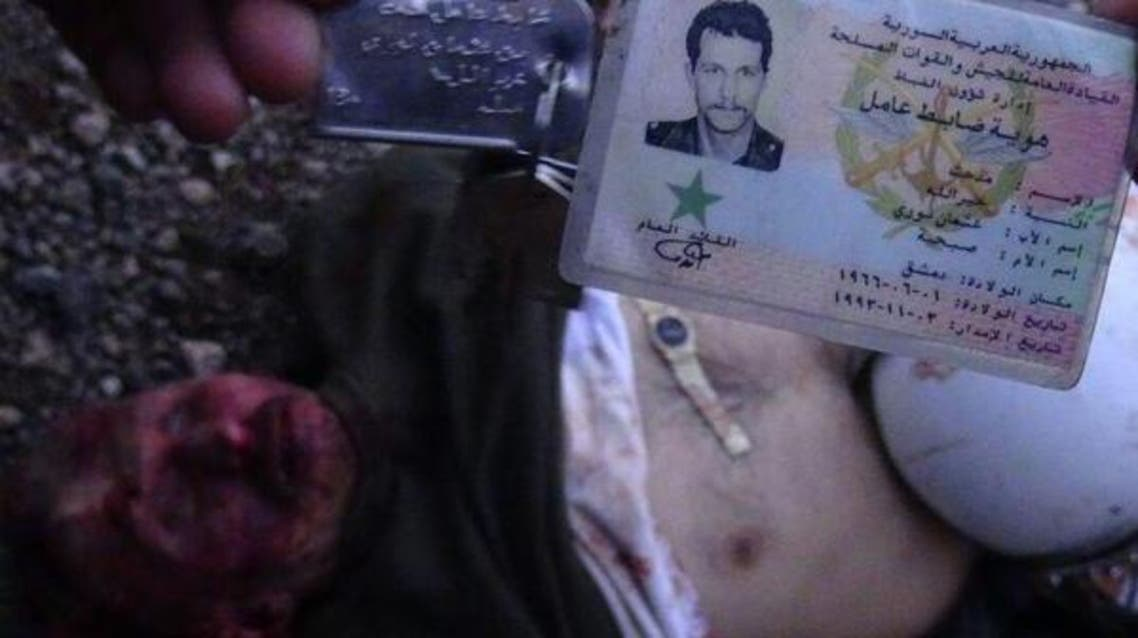 الطيار مدحت خير الله الذي أسقطت طائرته في بير قصب