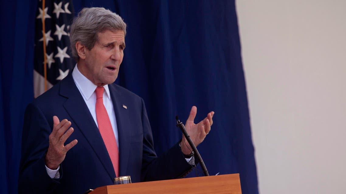 Kerry U.S. john kerry diplomacy diplomat (AP)