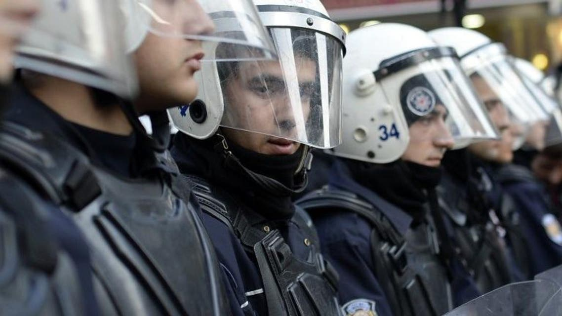 AFP - Turkey police