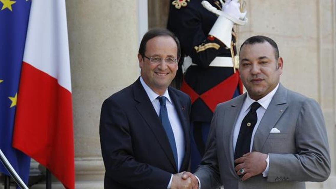 Morocco France Reuters