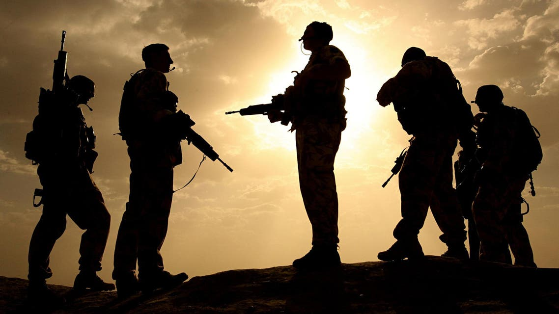 afp british army