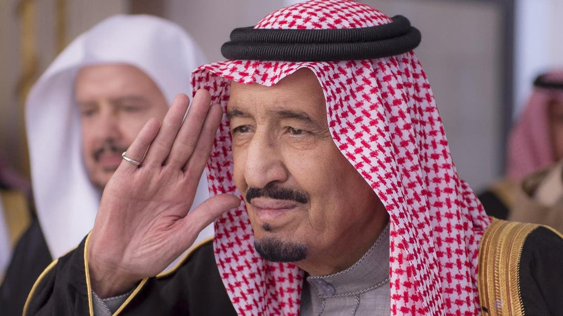 In this Jan. 6, 2015, file image released by the Saudi Press Agency, Crown Prince Salman gestures during a session at the Shura Council. AP