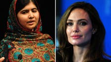 Jolie beats Malala in world's 'Most Admirable' title
