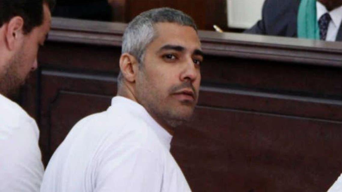 صحافي الجزيرة محمد فهمي