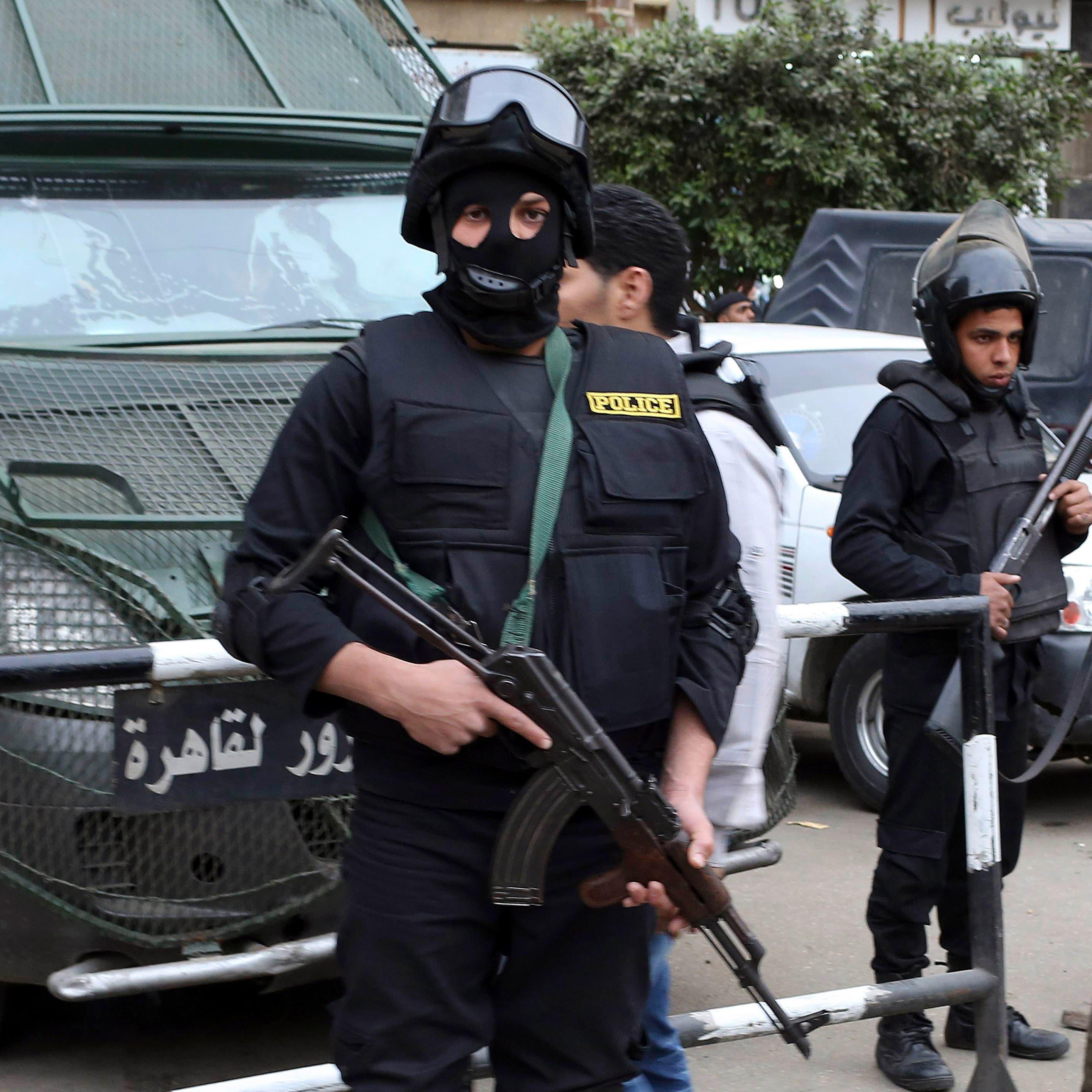 ضبط رجل أعمال مصري يزرع المخدرات بحديقة فيلته