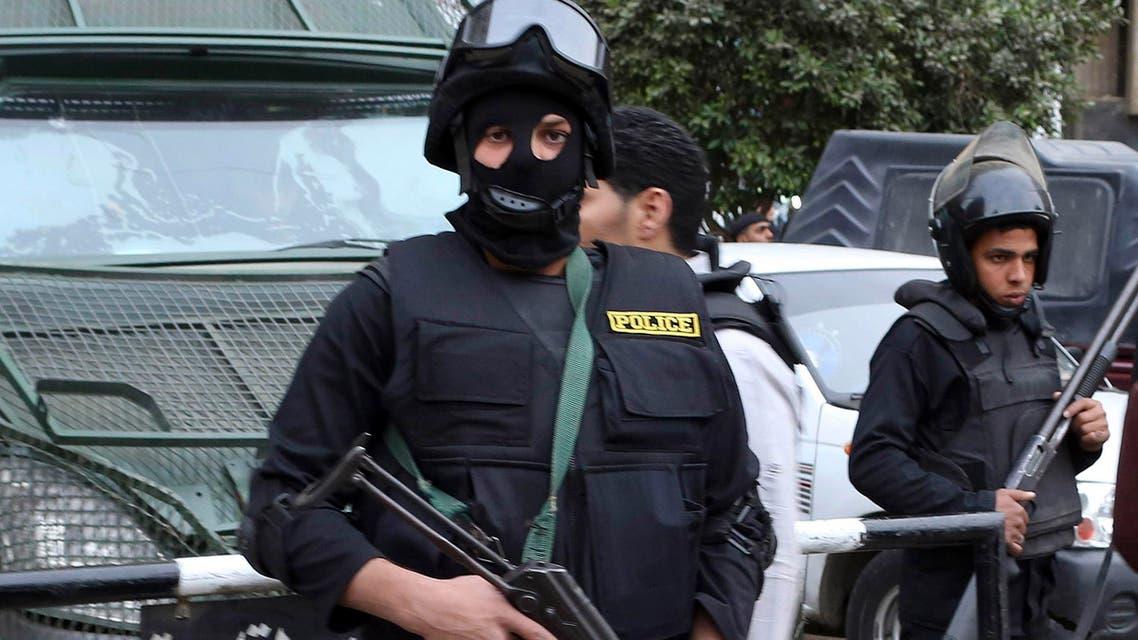الشرطة المصرية مصر