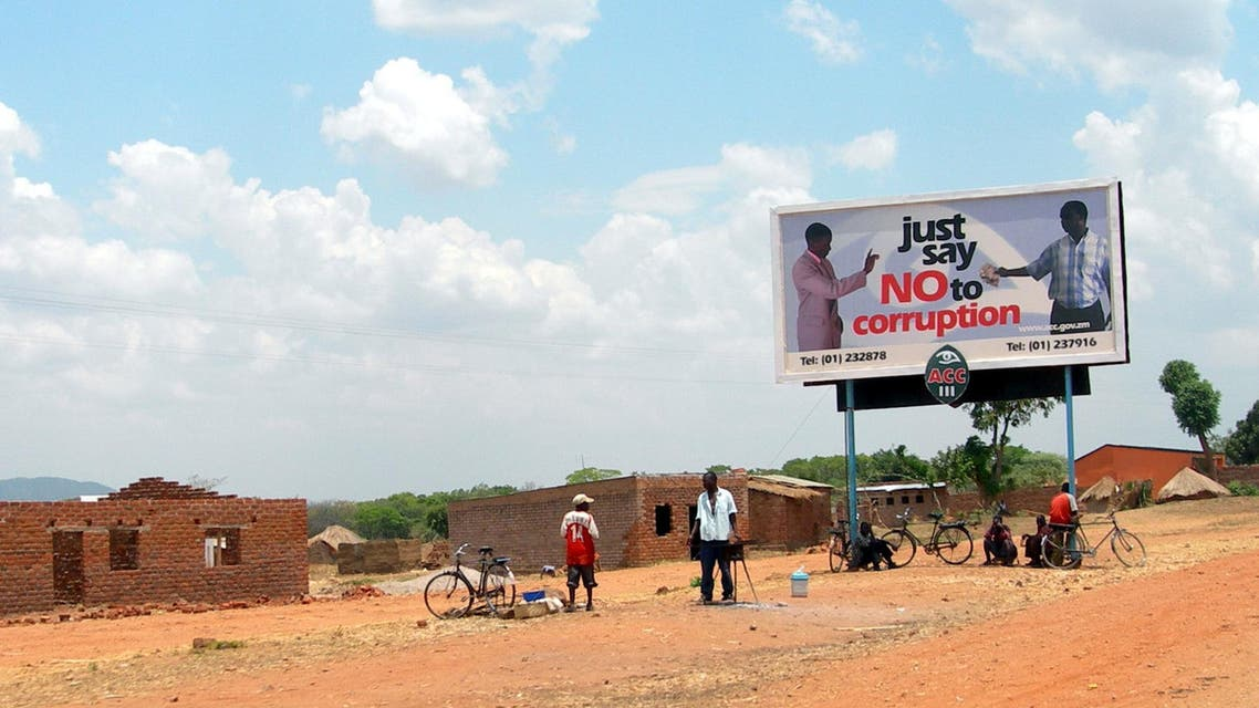 Say_no_to_bribes_in_Chipata,_Zambia