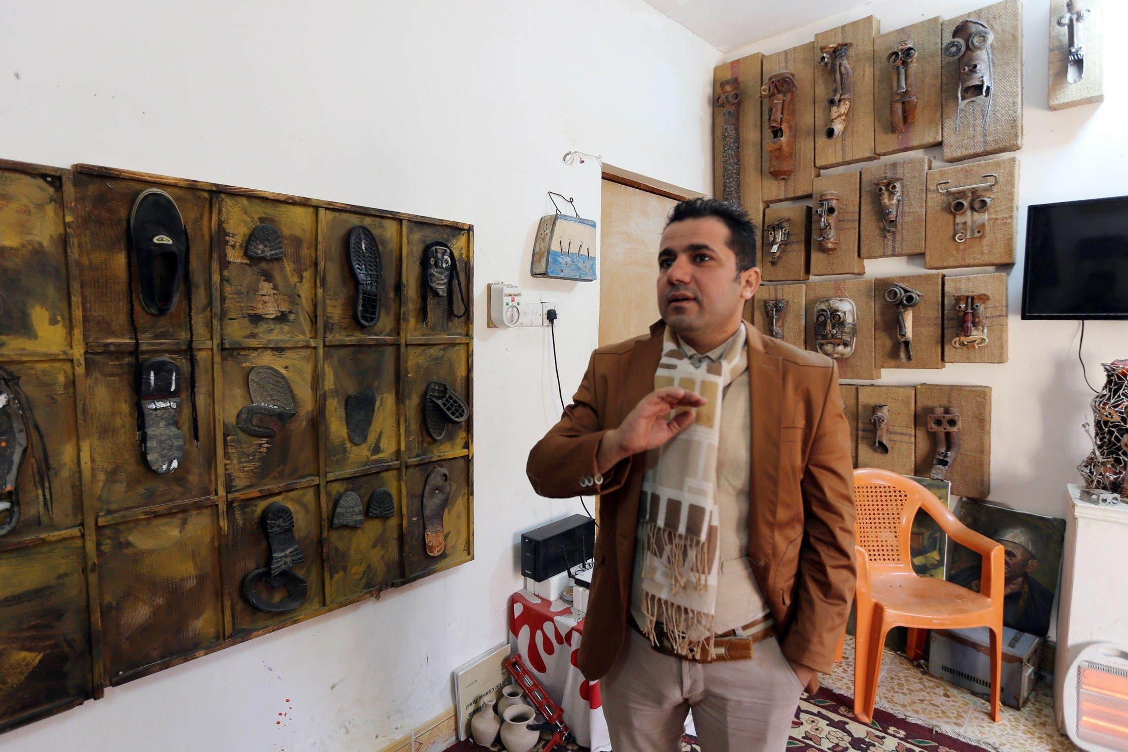 Akeel Khreef AFP