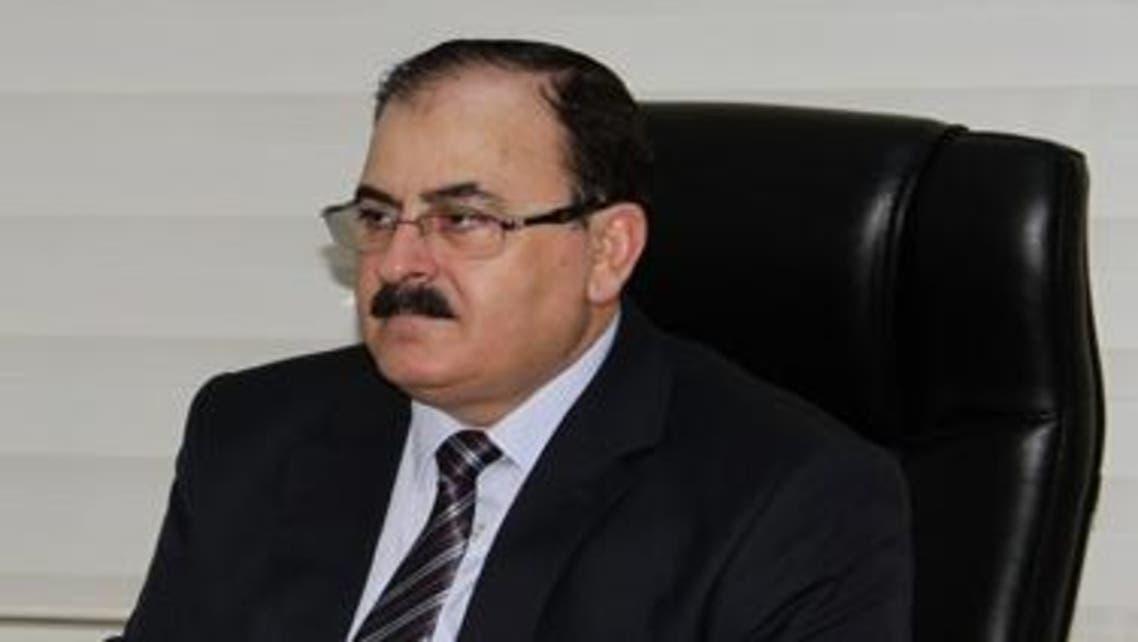 وزير الدفاع في الحكومة السورية المؤقتة اللواء سليم إدريس