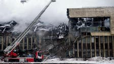 A million rare documents damaged in Moscow blaze