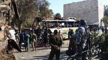 شام:دمشق میں بم دھماکا،7 ہلاک ،20 زخمی