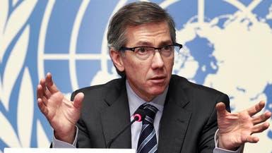 مبعوث الأمم المتحدة يحذر من انهيار ليبيا