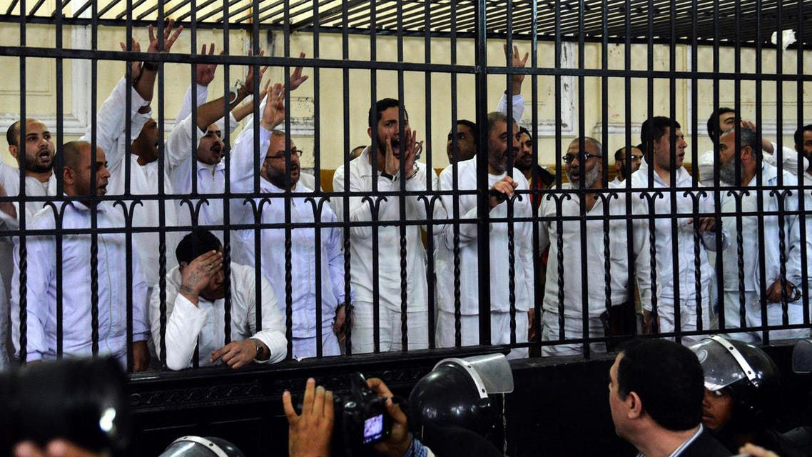 EGYPT mursi supporters file photo courtesy EPA