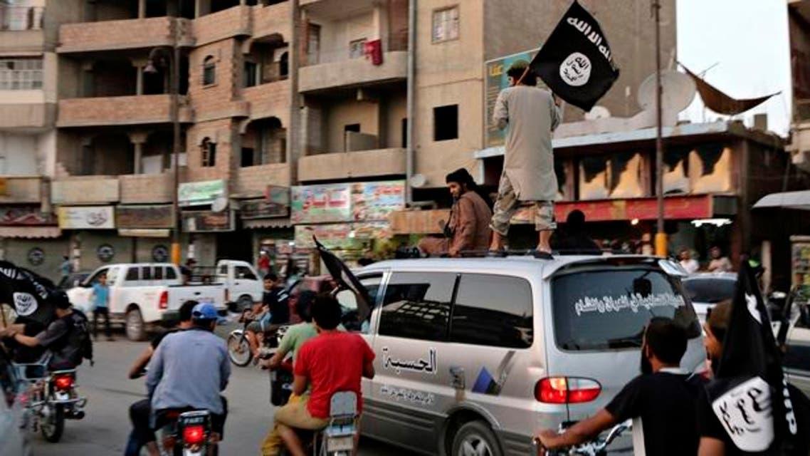 isis raqqa reuters