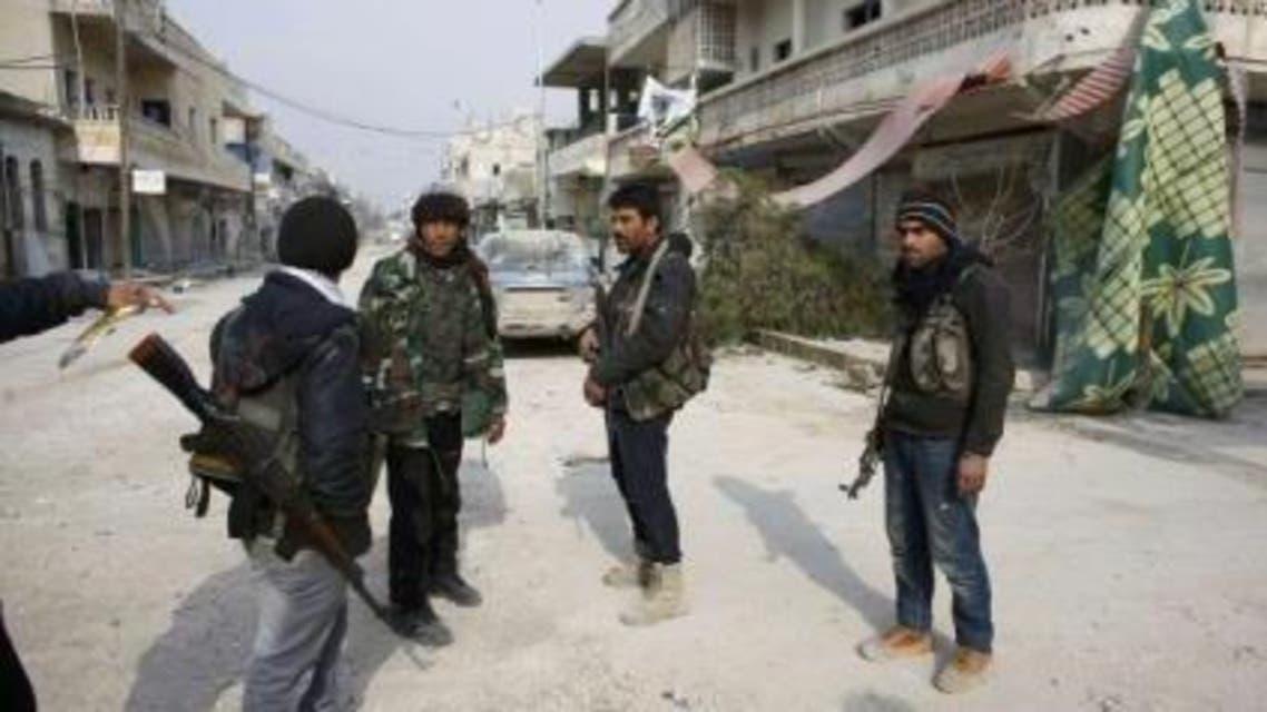 وحدات حماية الشعب الكردي في كوباني (أرشيفية)