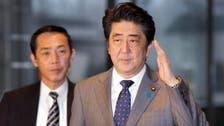 Japan's Abe seeks more active military role