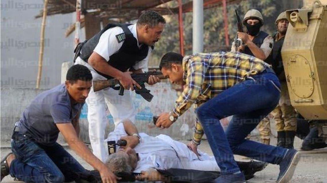 حادثة مقتل اللواء نبيل فراج بكرداسة